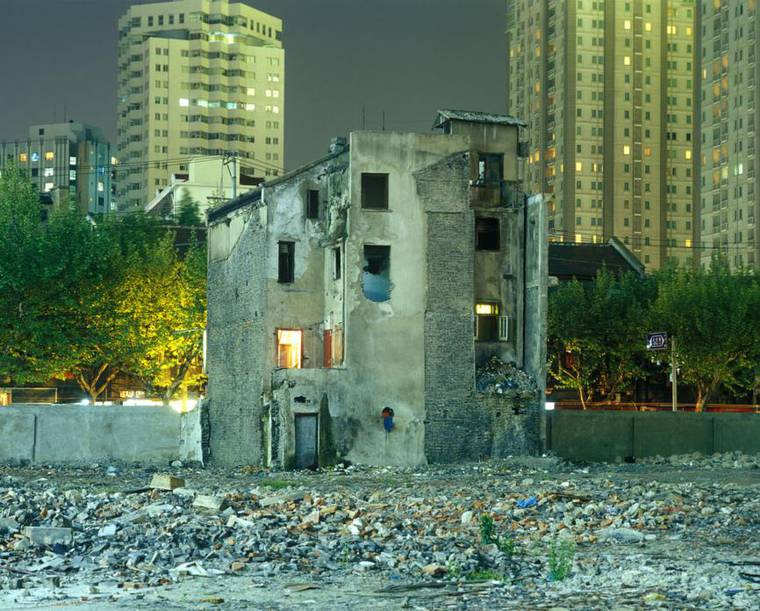 Phantom Shanghai - A photographer documents the remains of old Shanghai