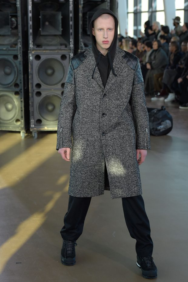#PFW JUNYA WATANABE MAN Fall Winter 2017.18 Collection