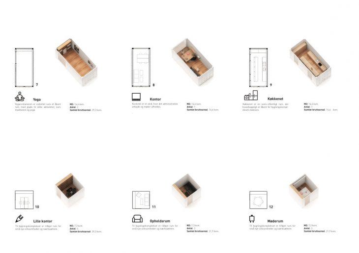 Jagtvej 69 - Vendepunktet by WE Architecture + Erik Juul