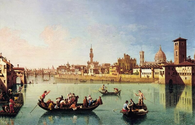 2 Giuseppe_Zocchi_-_View_af_the_Arno_in_Florence_-_WGA25993.jpg