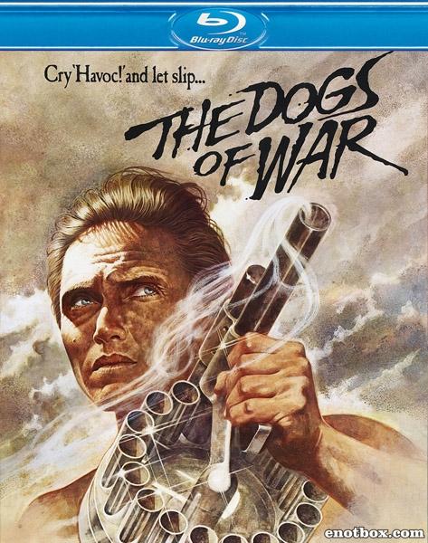 Псы войны / The Dogs of War (1980/BDRip/HDRip)