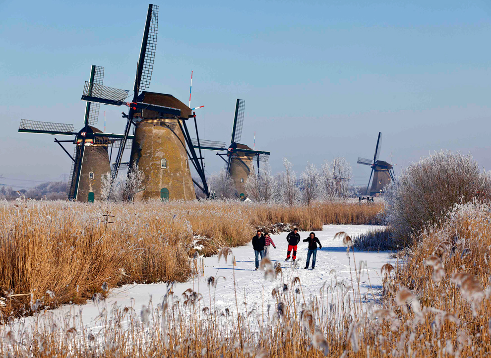 NETHERLANDS/