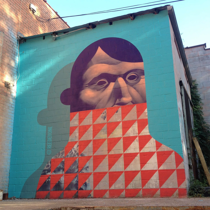 Paintings & Street Art by Michael Reeder