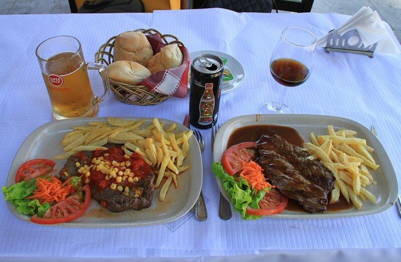 Еда в Португалии (Food in Portugal)