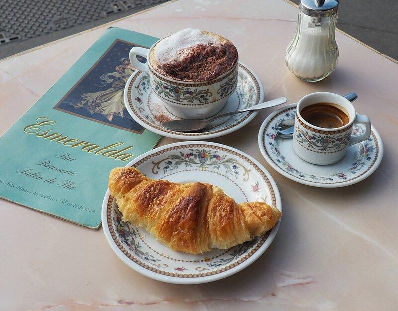 Франция, круассан (France, croissant)