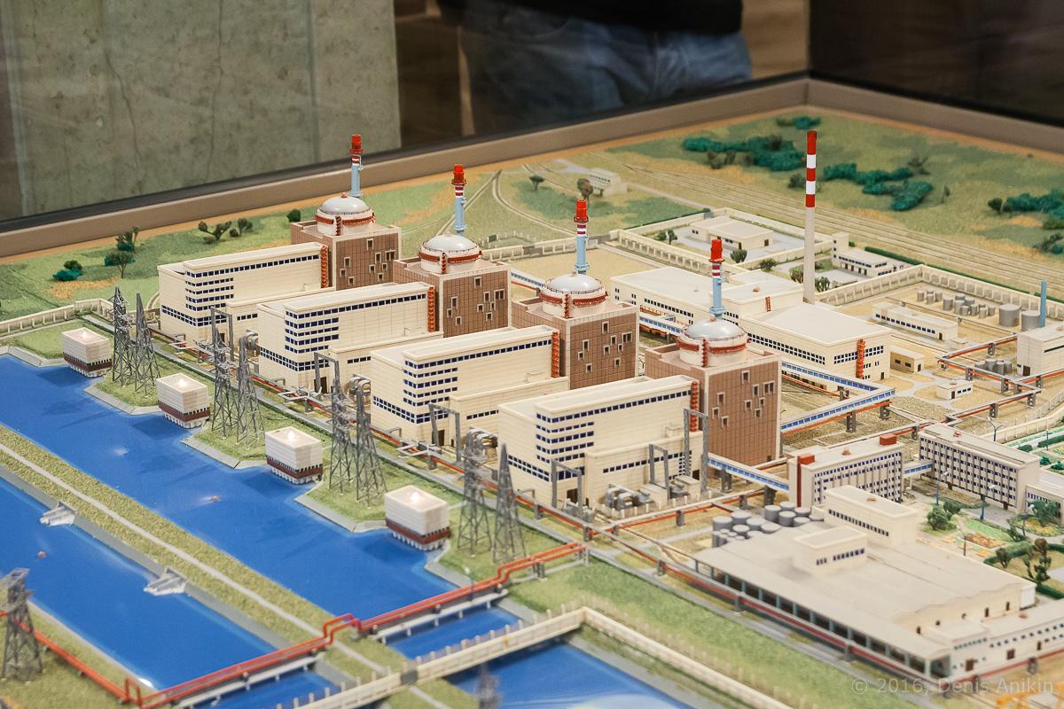 Информационный центр Балаковской АЭС фото 23