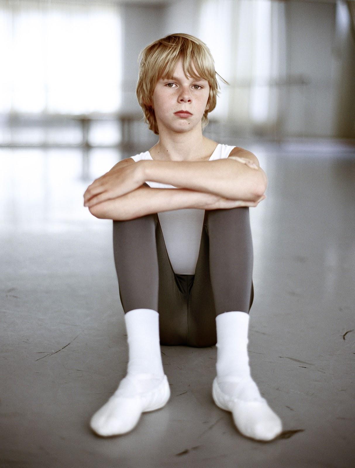 Миссия мамы балетного мальчика