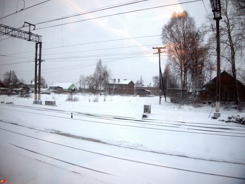 железная дорога, Лоухи
