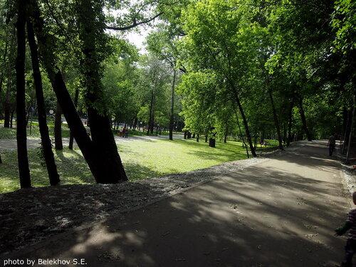 Воронеж, парк