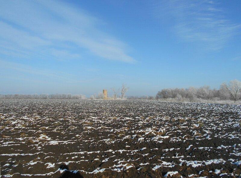 Начало Зимы, в походе, у поля, где лесок заиндевелый недалече ... DSCN0356.JPG