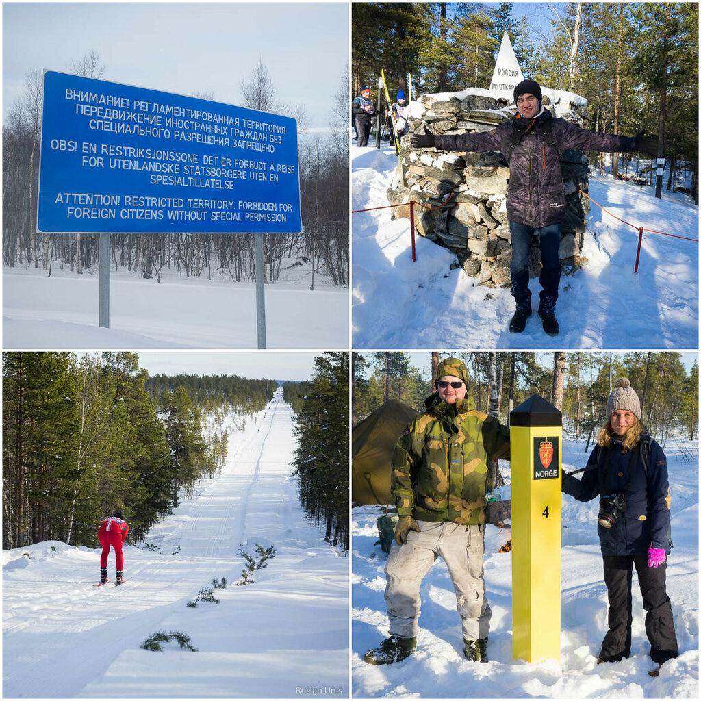 В Финляндию и Норвегию без загранпаспорта и виз