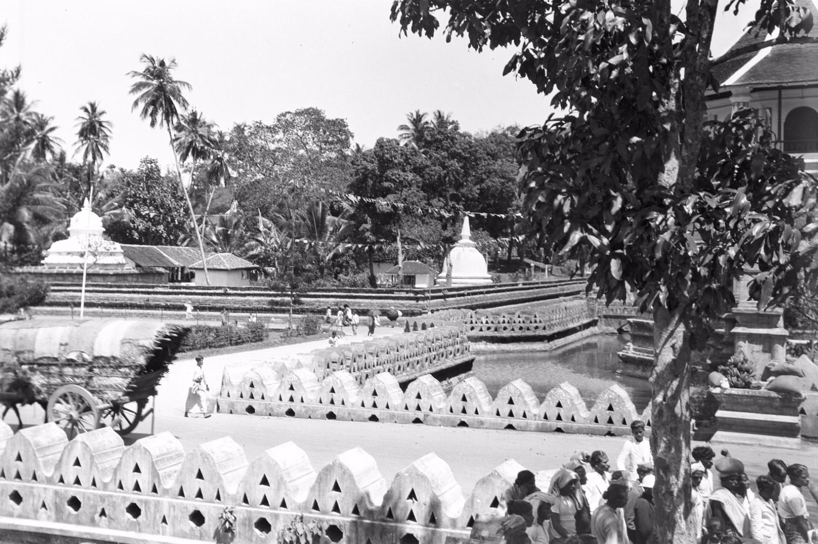 215. Храм Зуба Будды (Шри Далада Малигава) в Канди