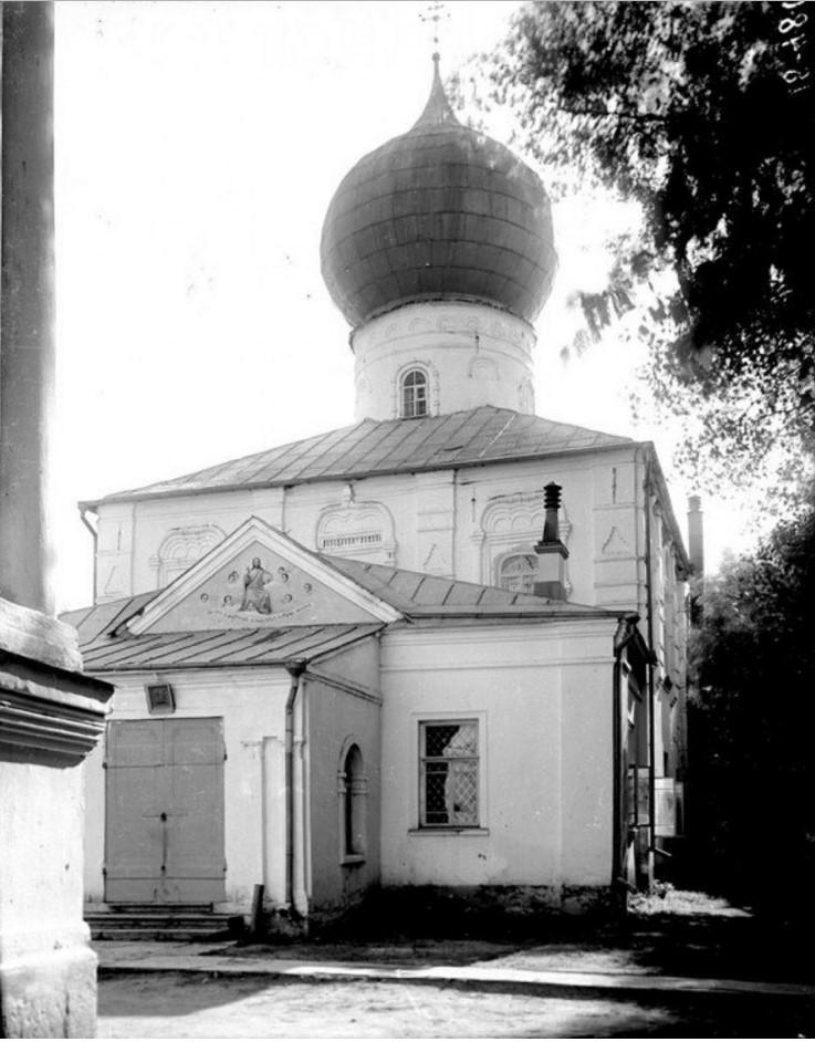 Георгиевская церковь, 1910-е