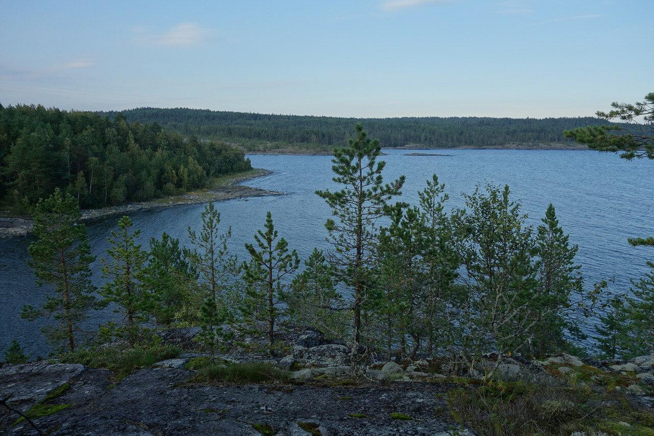 ладожский залив