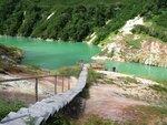 Озеро в Долине Гейзеров после оползня..JPG