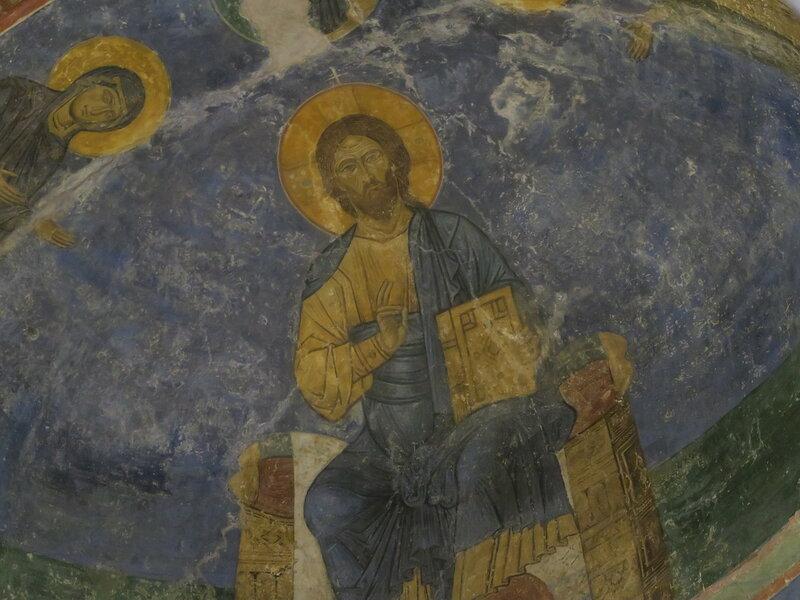 Спасо-Преображенский Мирожский мужской монастырь и домонгольские фрески