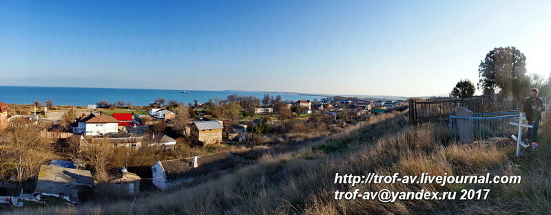 Кладбище Героевское, Керчь, Крым