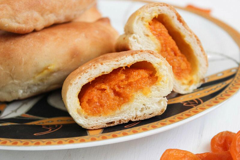 Пирожки с морковью - пошаговый рецепт с фото - как приготовить