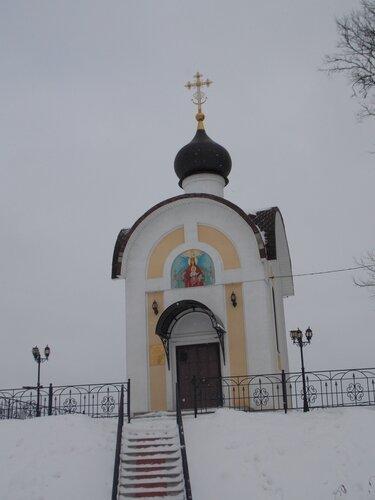 Часовня в честь новомучеников и исповедников российских