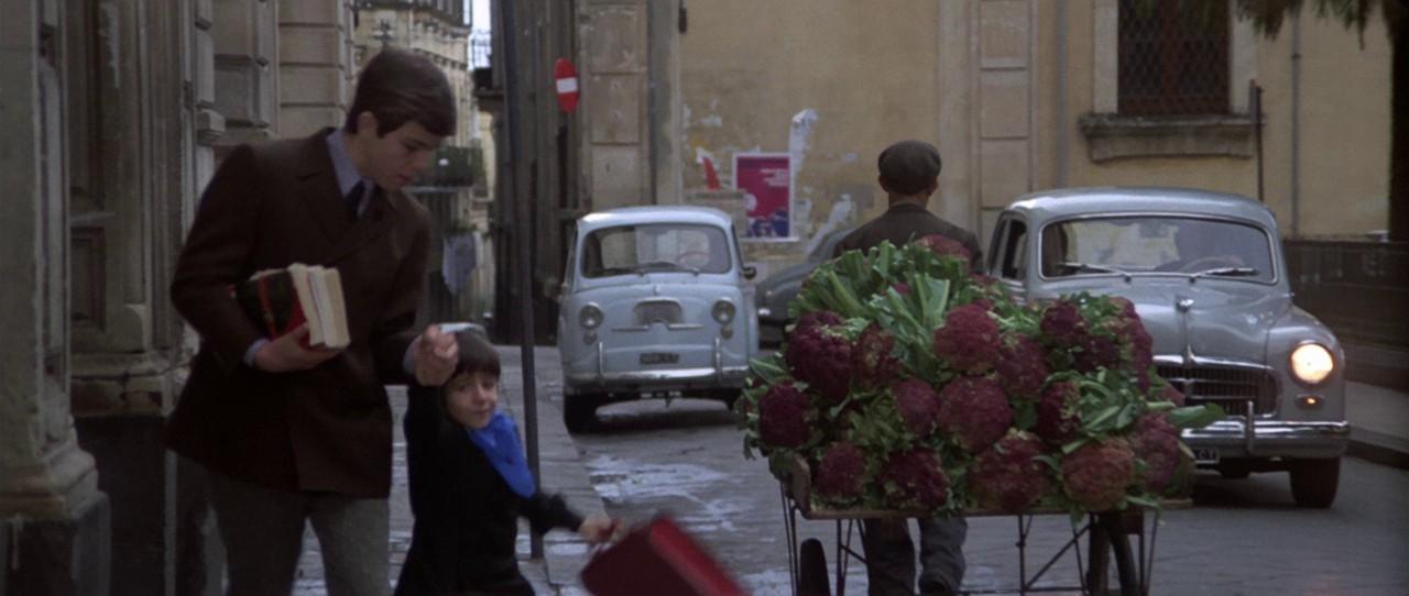 Отрывок фильма Коварство (Malizia, 1973.) Италия