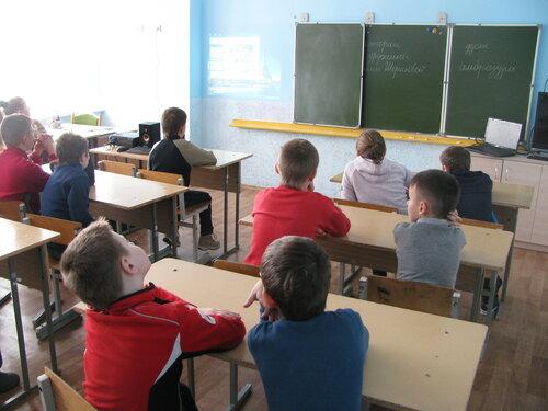 Шестой школьный день (4 февраля 2017)