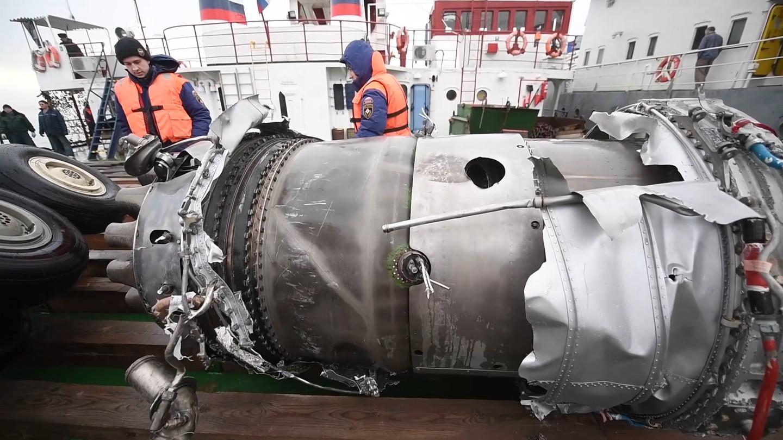 Следователи отказались отверсии теракта наборту Ту-154