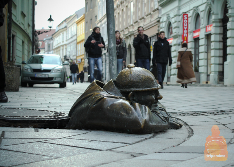 Памятник Чумилу (Братислава)