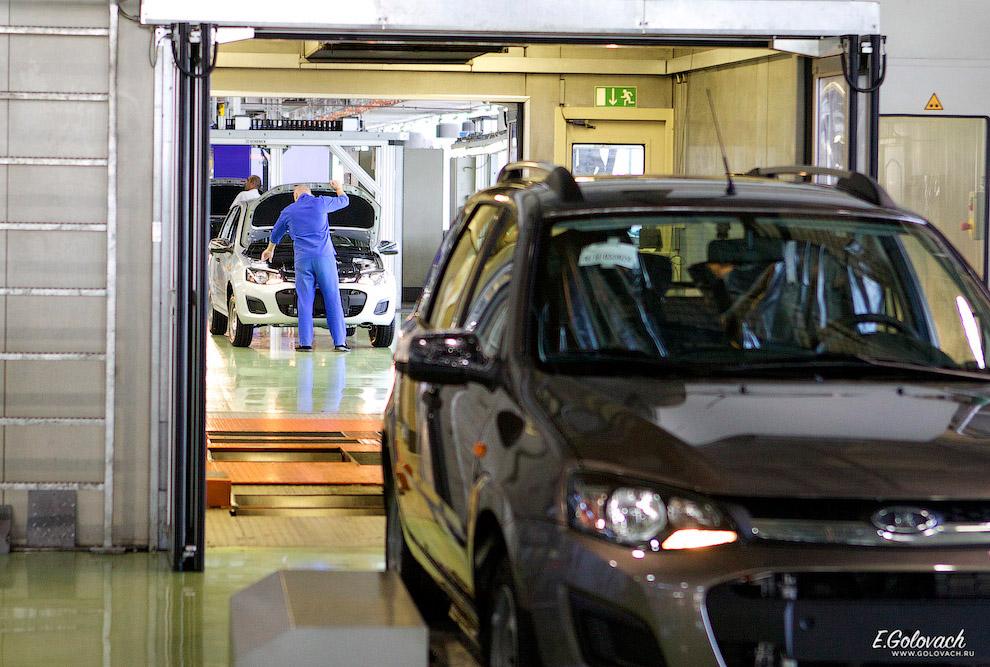 26. Лада Гранта и Датсун он-ДО — машины одного уровня, доказывает и недавно объявленный ценник.