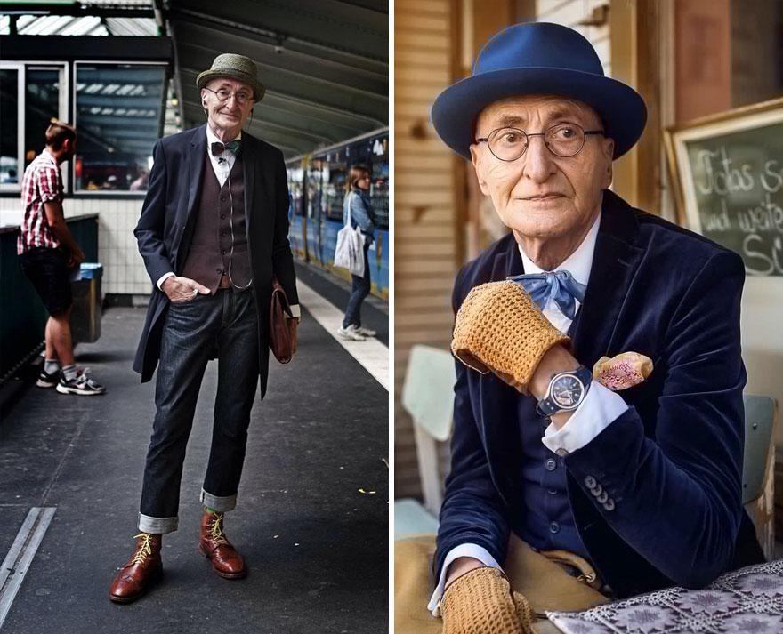 Гюнтер Краббенхёфт , 70 лет.