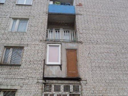 Балконы в России (25 фото)