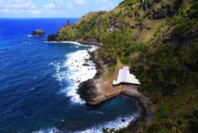 © visitpitcairn  Острова Питкэрн— единственная заморская территория Великобритании вТихом ок