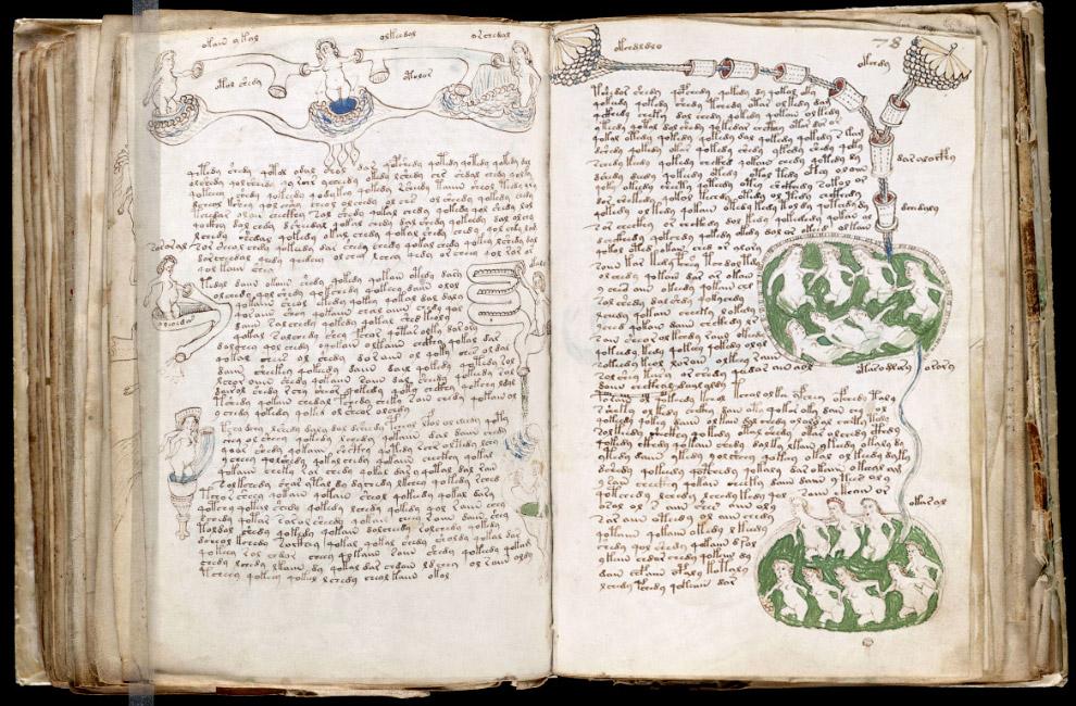 В мире сегодня существует множество теорий о природе происхождения рукописи. Некоторые полагают
