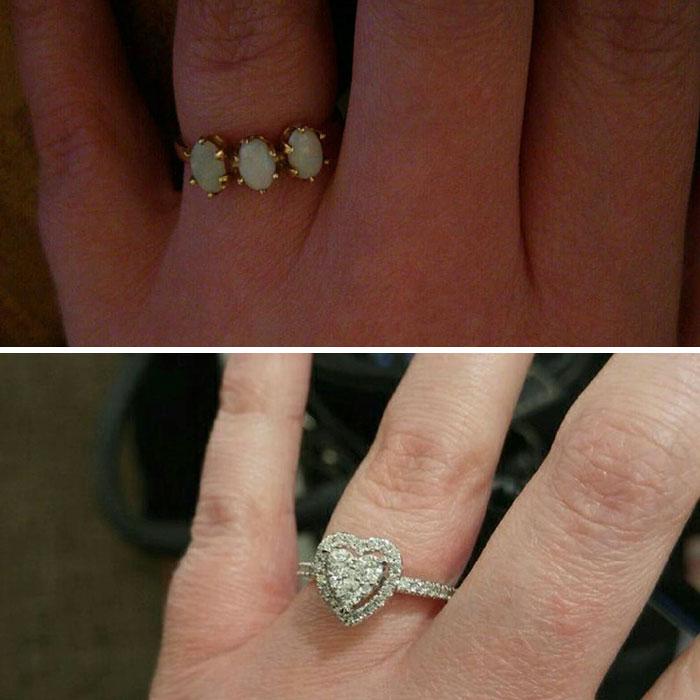 А Джерад и Кэт сейчас планируют свадьбу. Интересно, будут ли в ней участвовать какие-нибудь животные