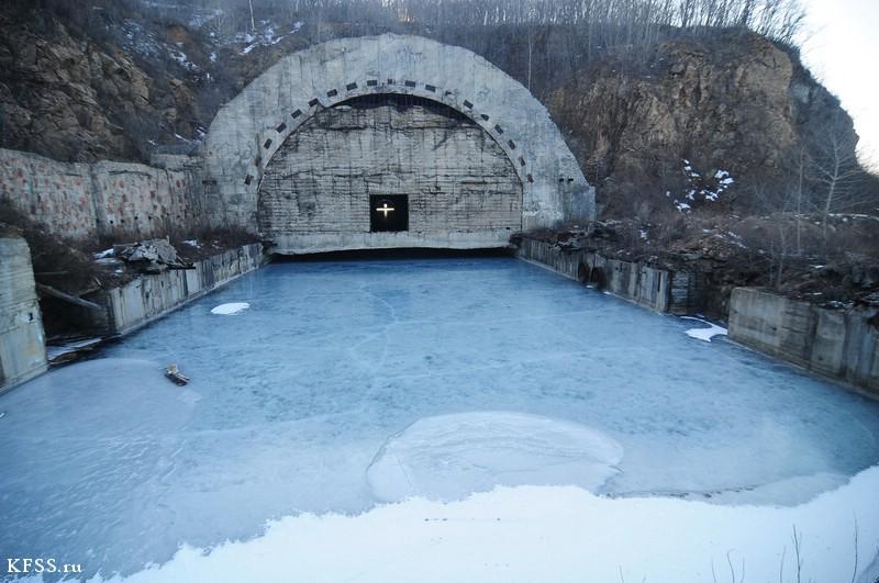 Зловещее убежище в Приморском крае, которое ждет своего часа — ядерной войны (19 фото)