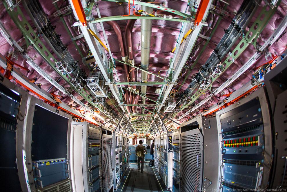 На острове Мартиника прошли испытания двигателя при повышенных температурах.