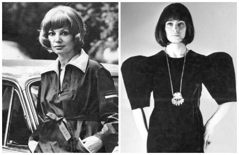 Регина Збарская Ее имя стало синонимом понятия «советская манекенщица», хотя долгое время о трагичес