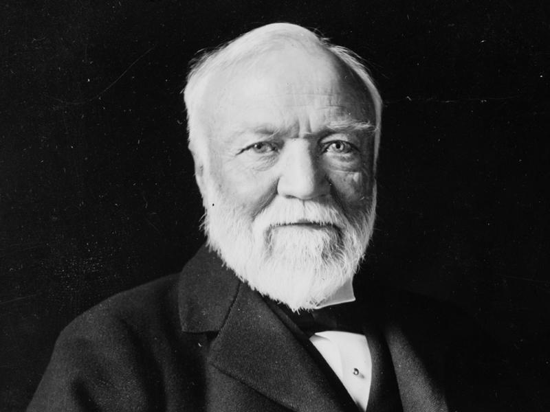 5. Эндрю Карнеги Жил: 1835-1919. Страна: Соединенные Штаты Америки. Богатство: 372 миллиарда долларо