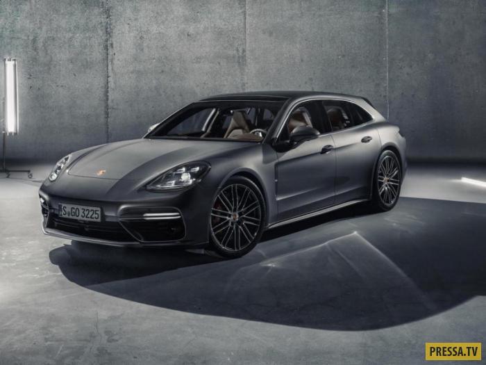 Автомобиль, стоимость которого составляет порядка 100 тыс. долларов, разгоняется до 100 км/час всего