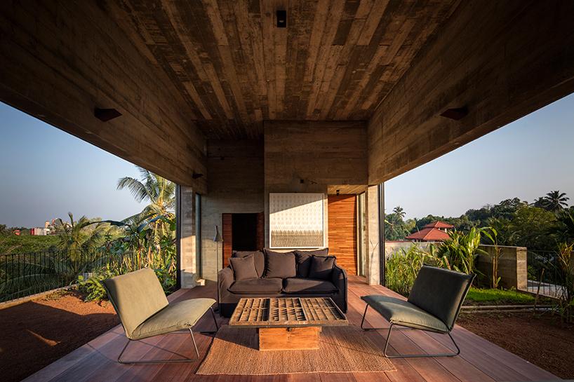 Дом-студия с микроклиматом в Шри-Ланке