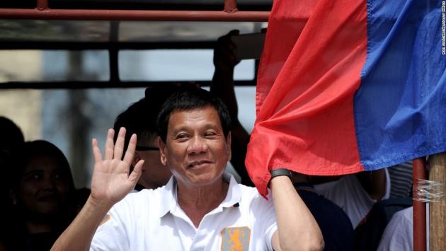 Президент Филиппин поведал о«долгожданной» встрече сПутиным