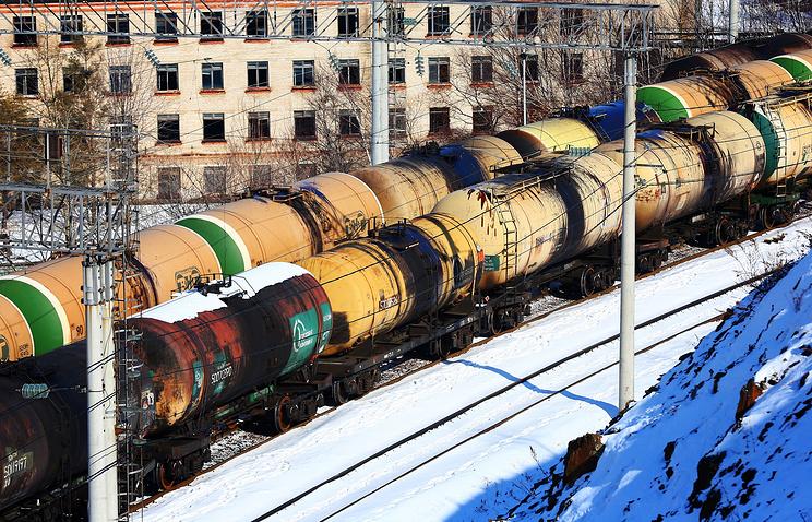 РЖД может увеличить для Республики Беларусь скидку на транспортировку нефтепродуктов