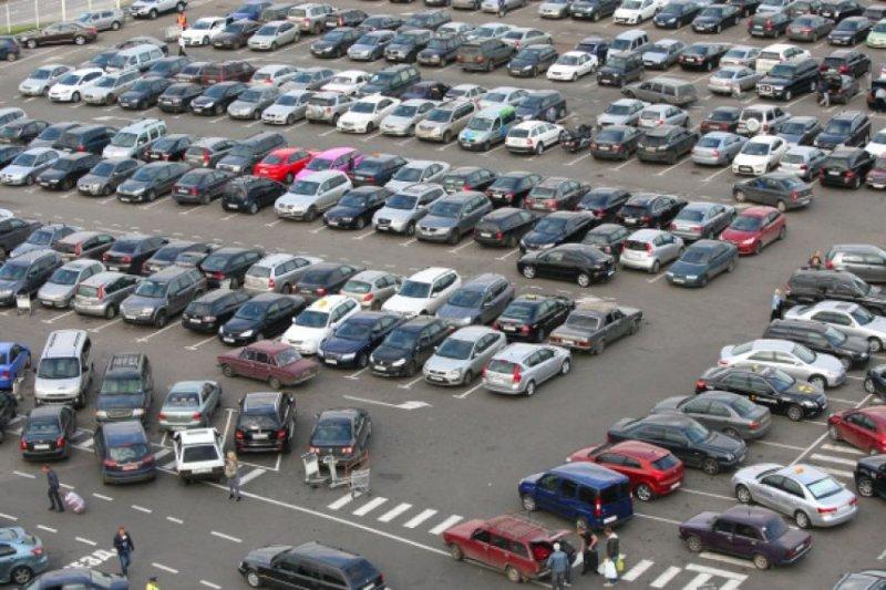 Машину намосковских парковках можно будет найти онлайн