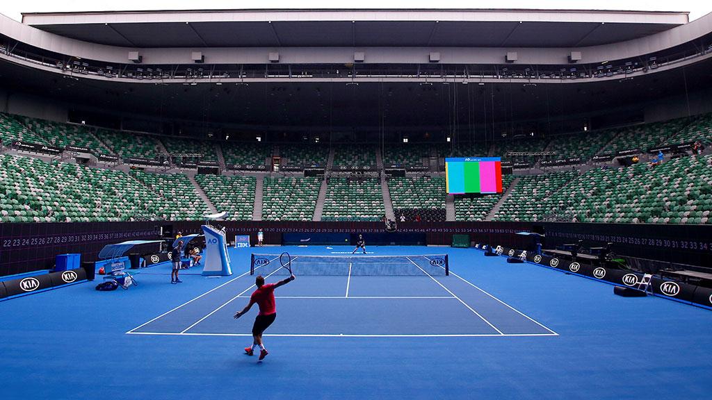 Теннисистка изТольятти готовится кAustralian Open