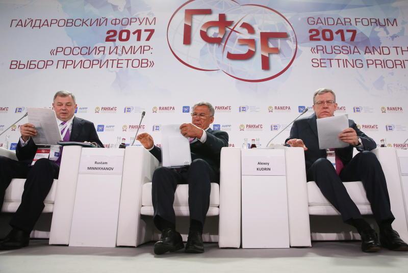 К 2035 ВВП может быть увеличен вдвое — Алексей Кудрин