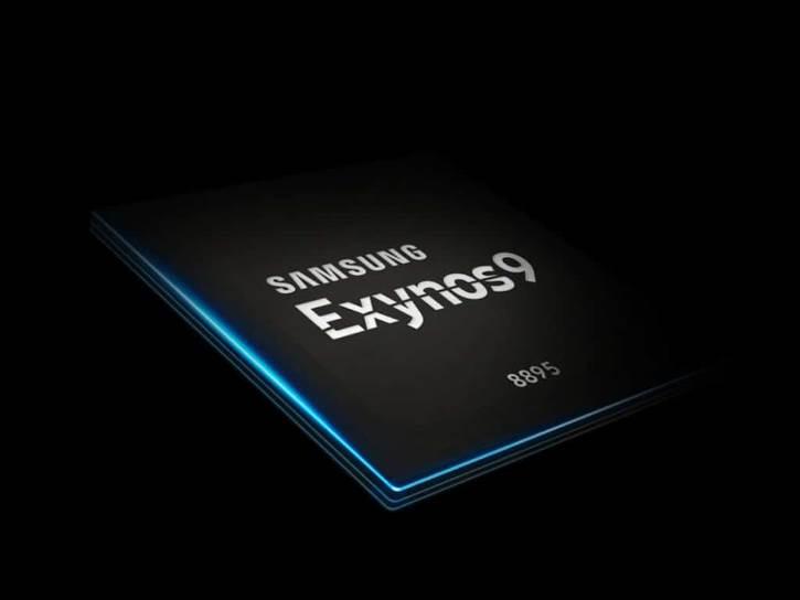 Самсунг представила мощнейший 10-нм процессор Exynos 9 Series 8895