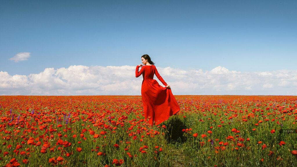 Весна-красна. Цветущий Крым!