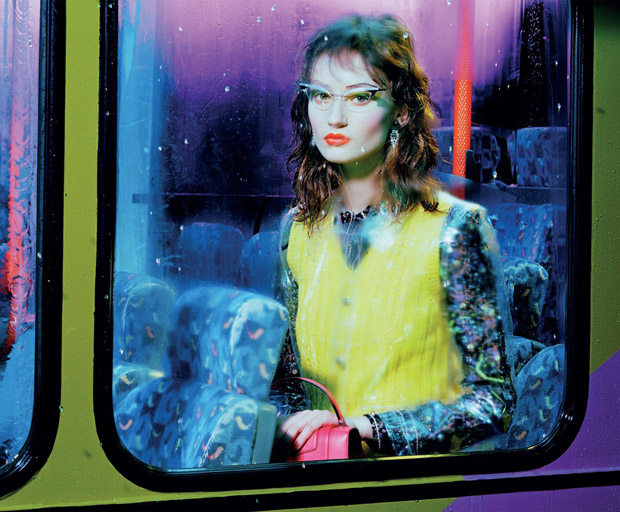 Vogue Italia Beauty by Miles Aldridge