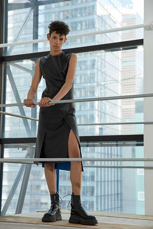 VIDEO: DKNY PRE SPRING 2017 SHORT FILM Starring Imaan Hammam