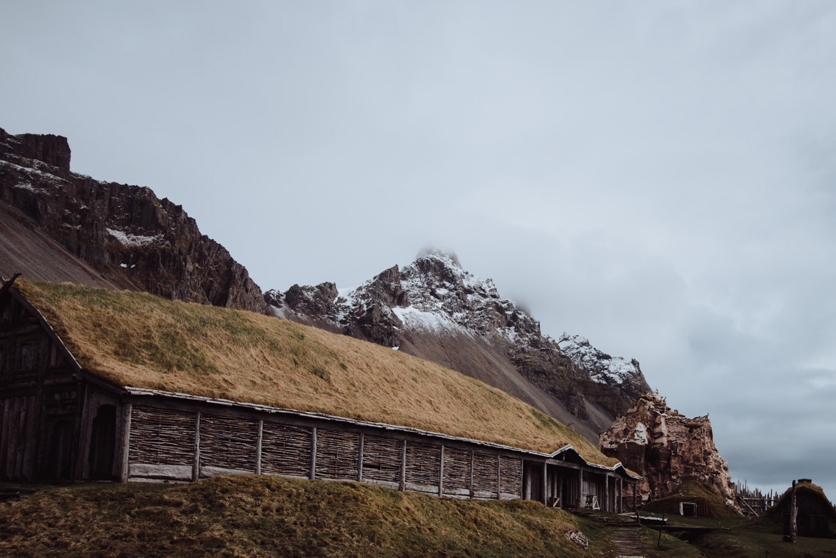 Surprising Viking Lost Village in Iceland
