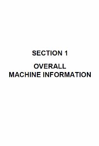 service - Инструкции (Service Manual, UM, PC) фирмы Ricoh - Страница 2 0_1b1f43_c58611b8_orig